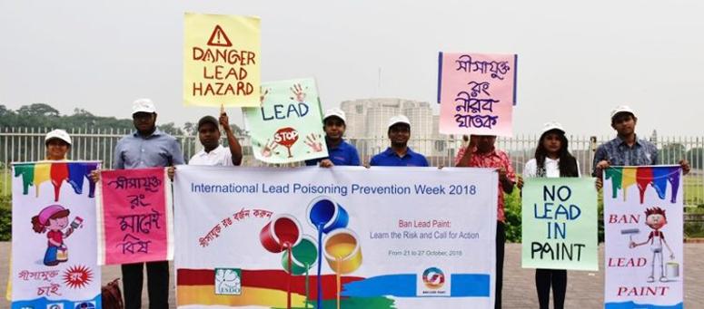 Ban Lead Paint