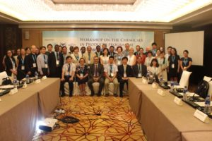 "Workshop on ""Chemicals in Products (CiP)"", in Beijing, China for Stakeholders in Exchange Chemicals in Products Information"
