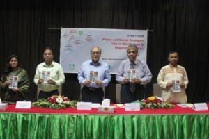 "Booklet Launched By Honorable Minister, Ministry of Environment and Forests of Bangladesh in an Open Forum Entitled ""Phase Out Dental Amalgam Use in Bangladesh & Regulation for Ban"""