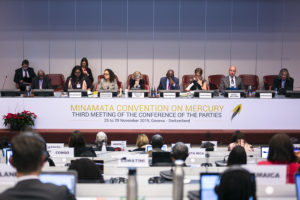 3rd Meeting of the Conference of the Parties to the Minamata Convention on Mercury (COP3)