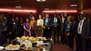 World Alliance Opening Statement and Reception Party at COP 2