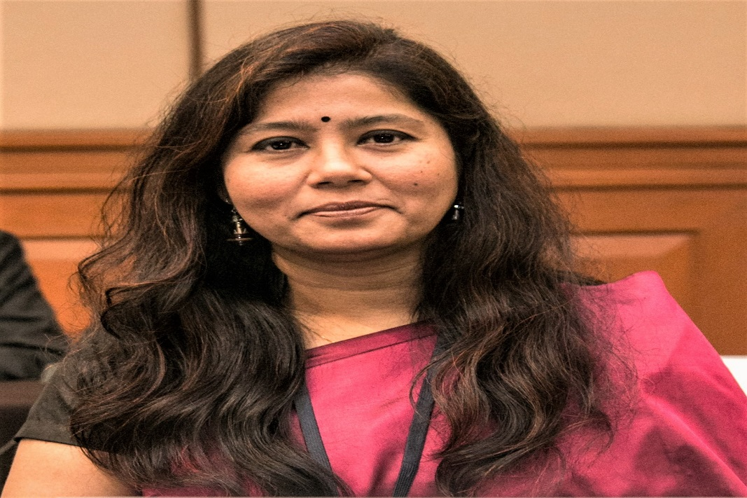 Siddika Sultana, first South Asian Women Appointed VP of World Alliance